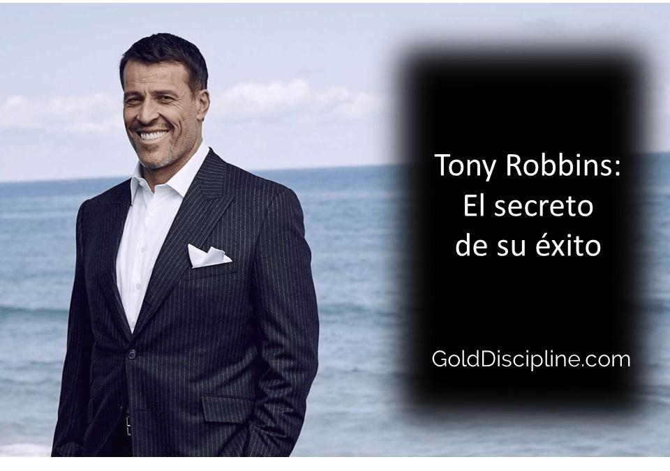 Tony Robbins El Secreto De Su éxito Gold Discipline