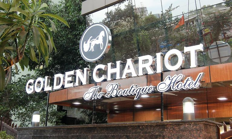 Golden Chariot The Boutique Hotel Mumbai Rates From 64