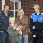E-Wurf Fanny neues Zuhause in Voltlage 10
