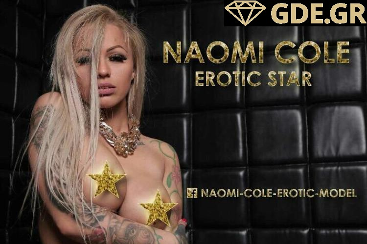 EROTIC STAR NAOMI COLE