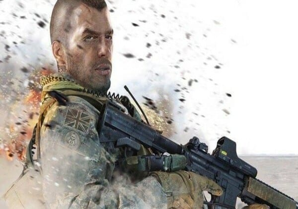 "John ""Soap"" McTavish (Call Of Duty: Modern Warfare 3)"