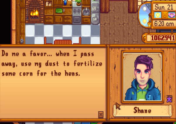 Shane (Stardew Valley)