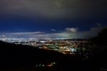 藻岩さんからの夜景