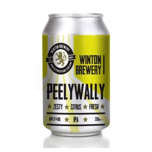 Winton Brewery, Peely Wally can 330ml