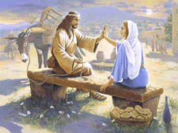 Jesus & The Magdelena