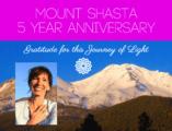 Sandra Walter: Mount Shasta Anniversary Edition!