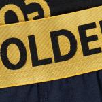 Golden Ass Blauw - detail