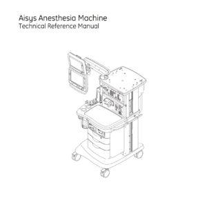 Datex-Ohmeda Aespire 7900 Service manual