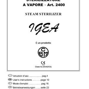 Midmark M4 Service manual