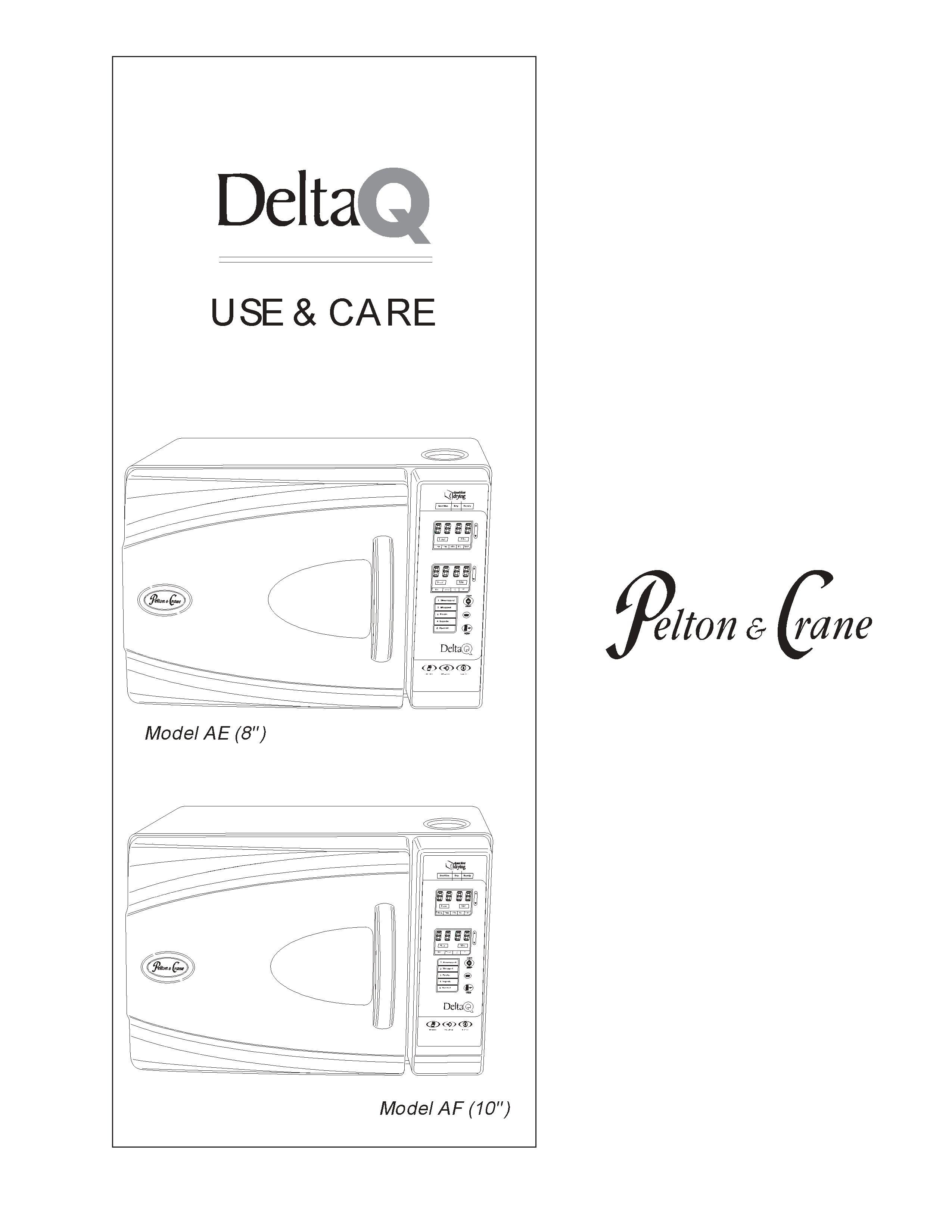 Pelton & Crane Delta Q Service manual