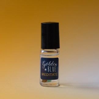 MEDITATE Essential Oil Blend | Golden Blue