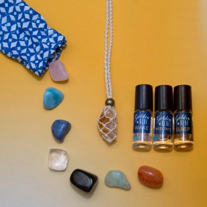 Ultimate Gift Pack   Golden Blue