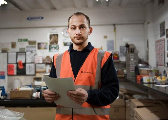 Jonathan. Warehouse Operative