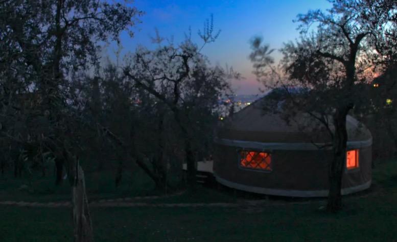 Glamping sul Lago di Garda quale scegliere