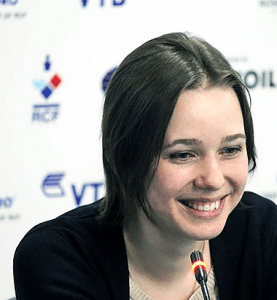Mariya Muzychuk 15th World Women's Champion