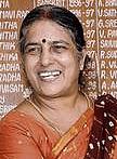 Modern School Principal Mrs. Mohana