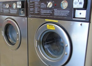 Golden Coin Cleaners, double loader, washer, sewng, dry cleaning, laundry, laundromat
