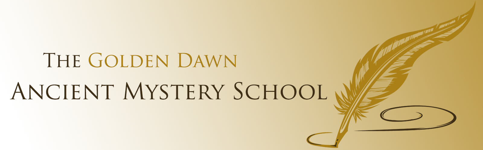 golden dawn ancient mystery school header