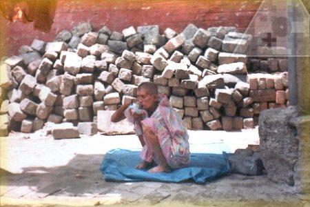 Poverty Calcutta India