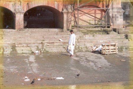 Funeral Ganges River