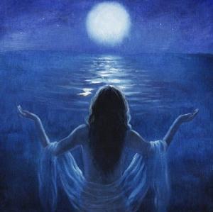 Golden Dawn Full Moon Healing