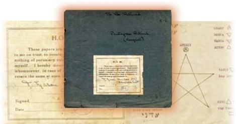 Whare Ra Manuscripts Pentagram Ritual