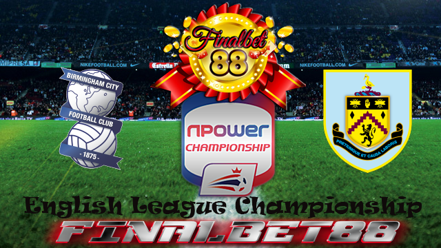 Prediksi Birmingham vs Burnley 12 April 2016