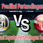 Perkiraan Juventus vs Sevilla 15 September 2016