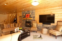 Golden Eagle Log And Timber Homes Home Cabin