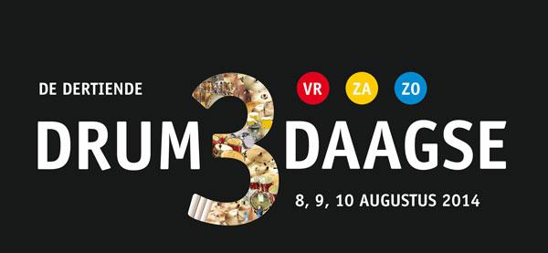 LogoDrum3Daagse2014