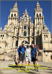Buen Camino Santiago de Compostelle (109)