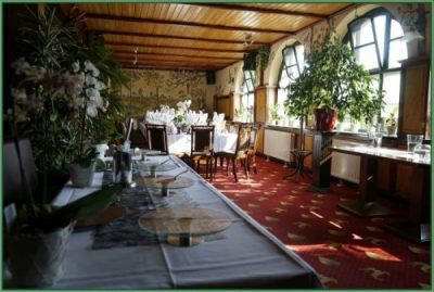 Cafe - Tafel für Hochzeit oder Hochzeitstag eingerichtet 30 PAX (7)