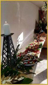Catering in einer alten Tischlerei (26)