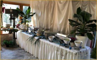 Catering in einer alten Tischlerei (8)