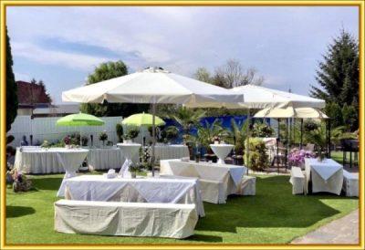 Freie Trauung im Business-Garten Vorbereitung (2)