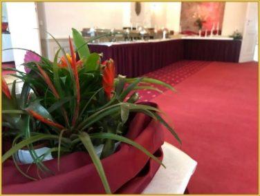 Hochzeits-Catering auf Schloß Brandis (3)