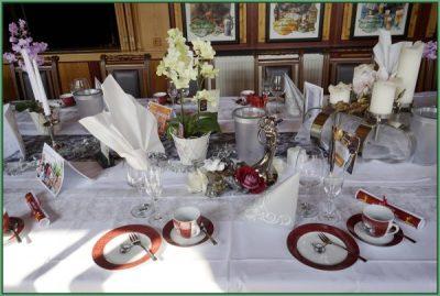 Tafel für 28 PAX im Cafe zur Silberhochzeit (7)