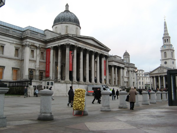 National Gallery of Art London UK