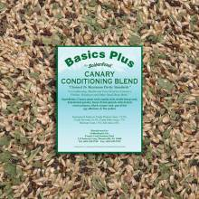 Basics Plus Canary Conditioning Blend