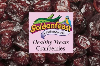 GF Direct Healthy Treats Cranberries