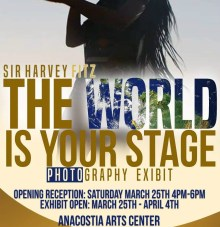 March 25 - April 4 - Awesome Photo Exhibit - Free