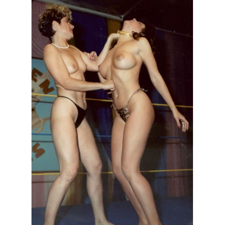 GGC185 MORE TOPLESS TUSSLES 57 minutes