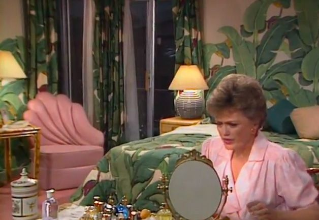 A Brief History of Blanches Boudoir  The Golden Girls
