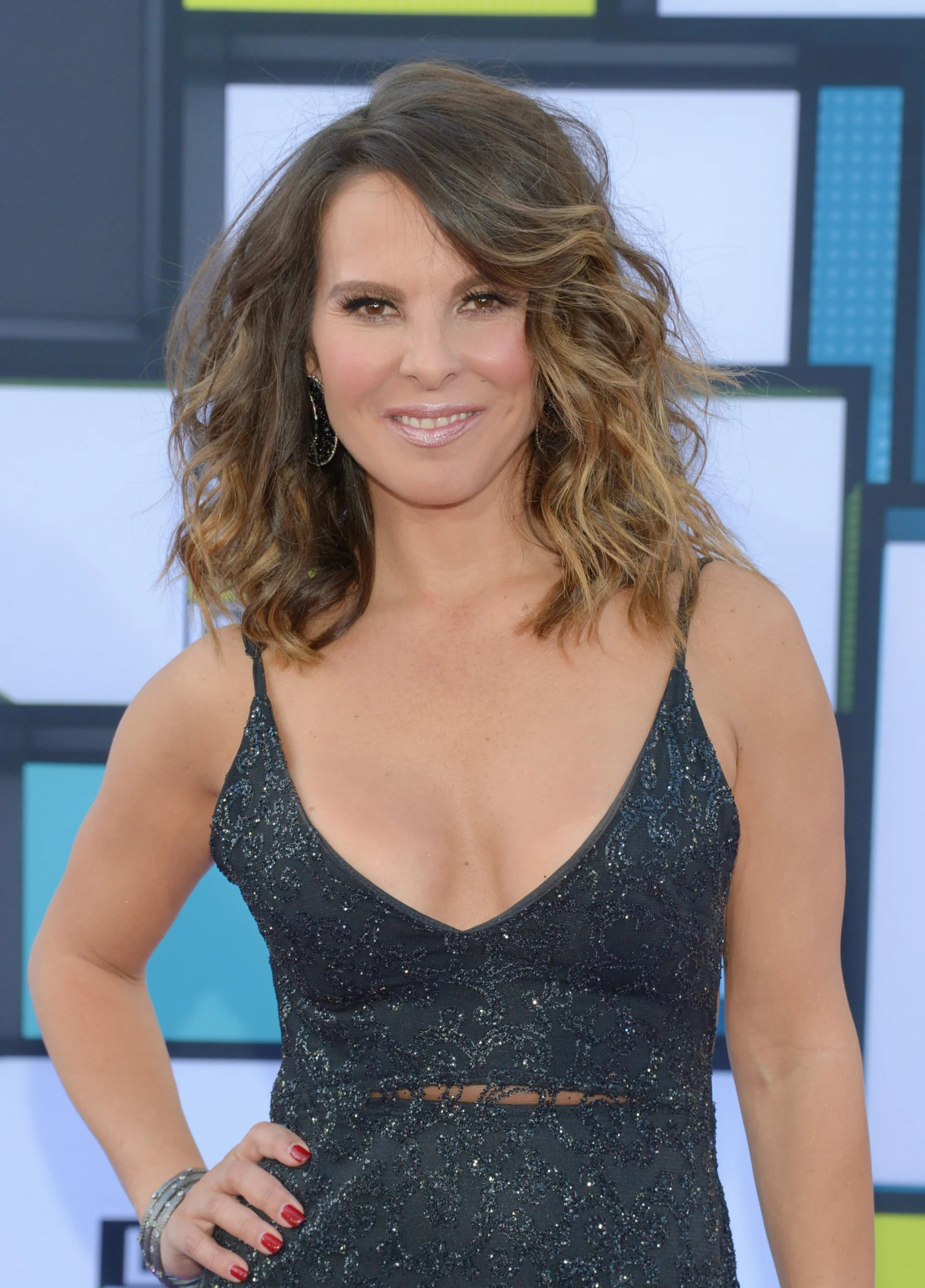 "Kate Del Castillo A ""fugitive"" Star Plays An Accused"