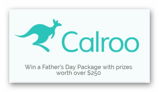 Win a Father's Day Prize Package Worth Over $250
