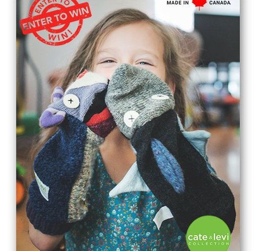 Win a $250 Cate & Levi Gift Card