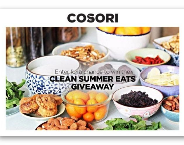 Clean Summer Eats Giveaway