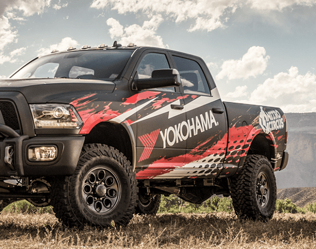 Yokohama Get Trucked Up Truck Giveaway