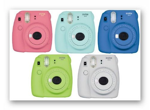 Fujifilm Instax Mini 9 Camera Giveaway