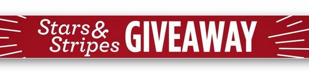 Radio Flyer Stars & Stripes Giveaway Sweepstakes